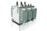 Oil-immersed Amorphous Alloy Core transformer
